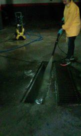 Limpieza de garaje Limpiezas Bustar